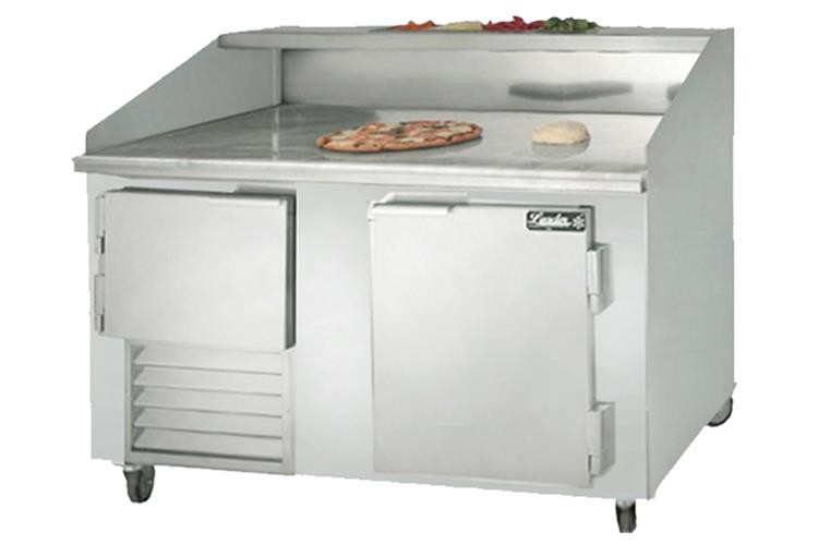 "Leader DR60- 60"" Refrigerated Dough Retarder Table, 20.3 Cu.Ft."