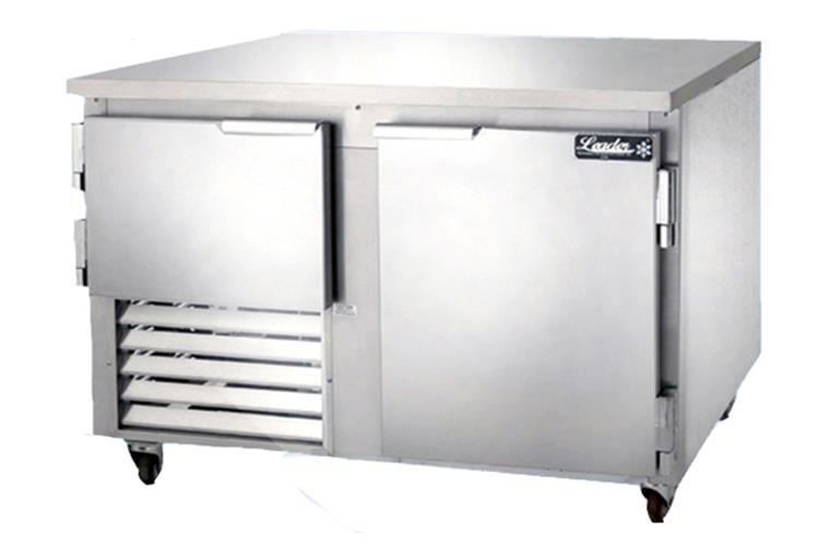 "Leader ESFB48- 48"" Low Boy Freezer, 13.7 Cu.Ft."