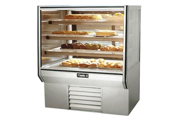 "Leader CBK36-D 36"" Bakery Display Case Dry, Pastry & Donut Display - Counter Height/ Dry, Pastry & Donut Display"