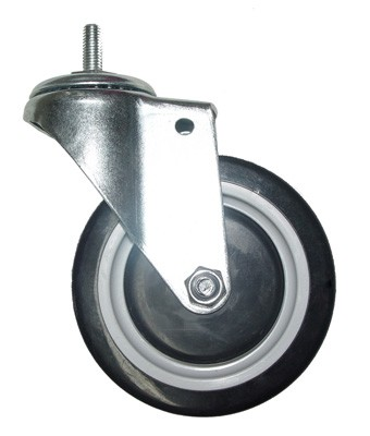 "Evoo (ECSS-4) 4"" Screw-In Shelving Caster"