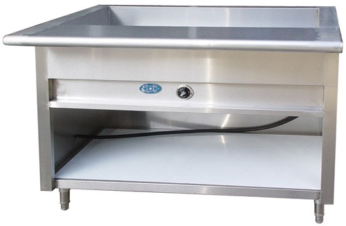 Evoo (EEST-48) Electric Steam Table - 48""