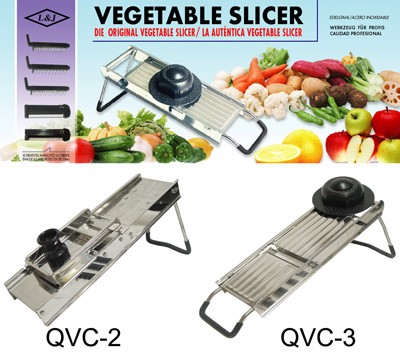 Evoo (EQVC-3) Vegetable Cutter