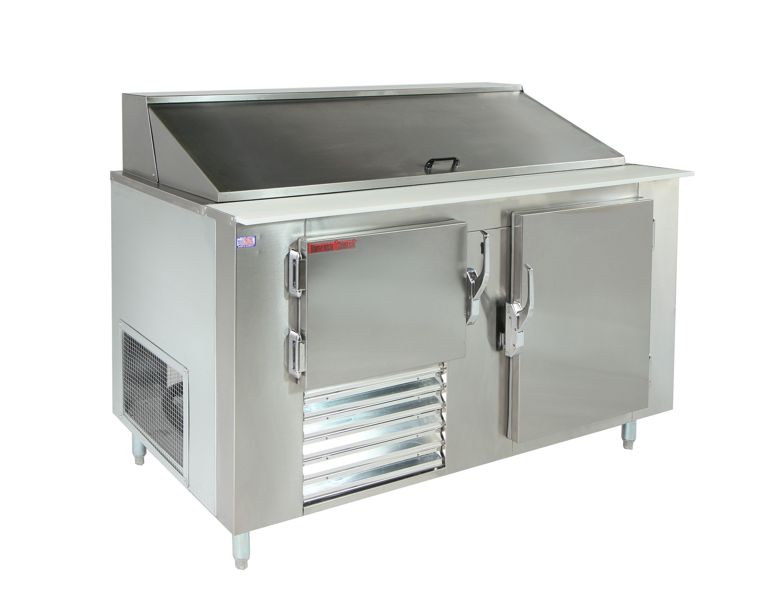Universal Coolers SC-48-BM - Refrigerated Sandwich Prep Table - 48""