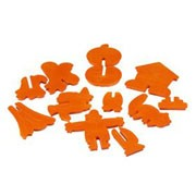 Nordic Ware Halloween 3 D Cookie Cutters