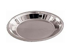 Palmer Wholesale Pie Pan Stainless Steel