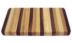 Arkansas Hardwood Cutting Boards - Walnut/Ash